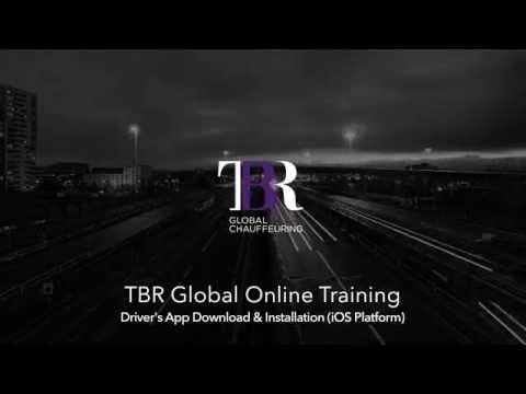 TBR Driver App  Installation