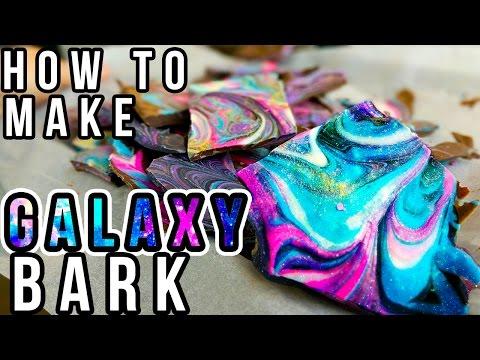 How To Make GALAXY BARK!