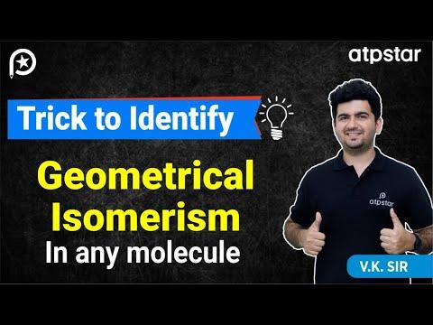 ABCD RULE in Geometrical isomerism - JEE||NEET||CBSE (हिंदी मे ) (कोटा IITian Faculty)