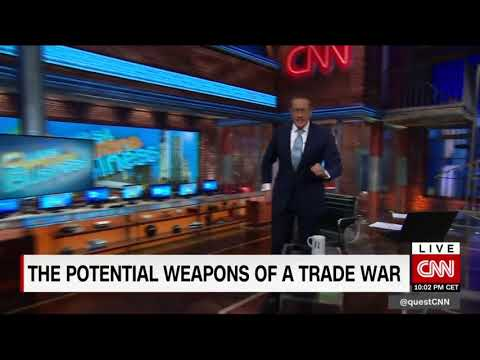 Case Study: Weapons for potential trade war between the US and China
