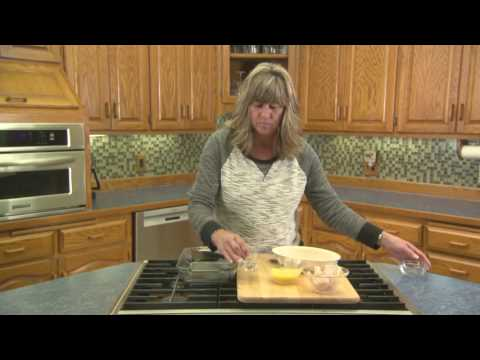 How to Make Parmesan Walleye