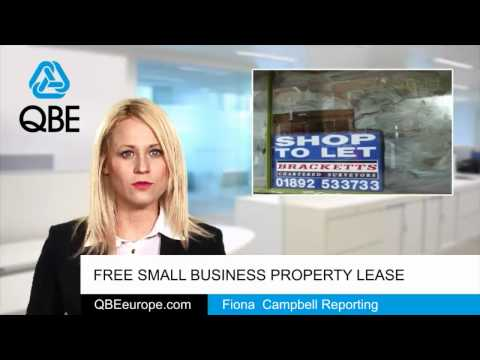 Free small business property lease launched