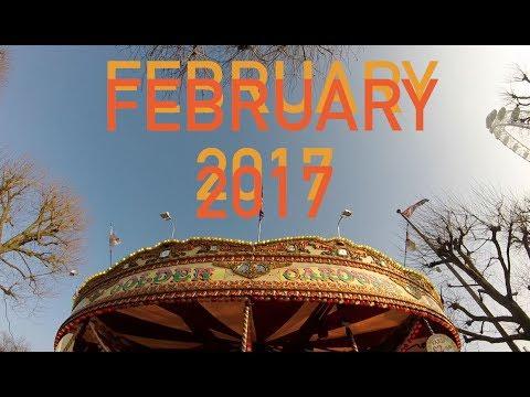 FEBRUARY 2017 VLOG