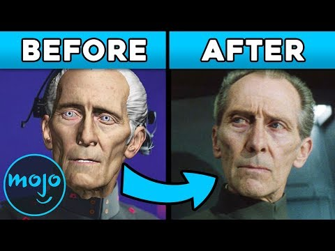 Top 10 Mindblowing Star Wars Special Effects REVEALED