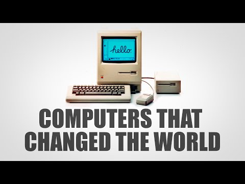 COMPUTERS THAT CHANGED THE WORLD