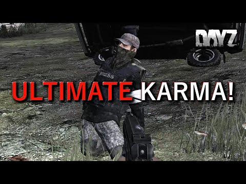 Ultimate Karma! DayZ Standalone Gameplay on 0.59.