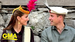 The latest from Prince William and Kate's 5-day Pakistan tour | GMA