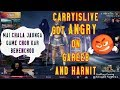 Carryminati got Angry😡😡 On Gareeb and Gunshot For Irritating him with Voice Changer | Carryislive