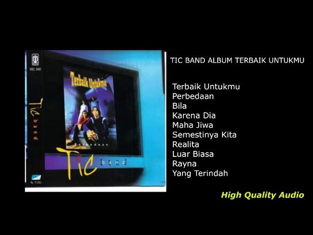 Download TIC BAND ALBUM TERBAIK UNTUKMU MP3 Gratis