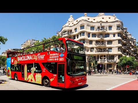 Barcelona Hop-On Hop-Off Tour
