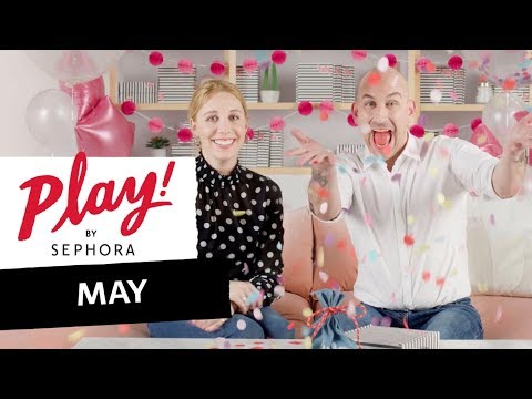 PLAY! by SEPHORA Boxing: May 2018   Sephora