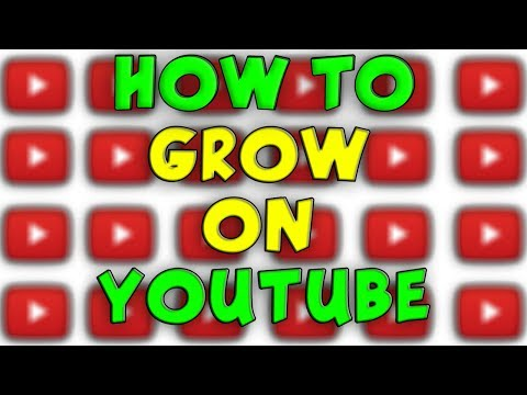 be a fake youtuber // How to Grow On YouTube