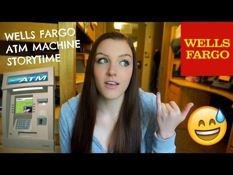 WELLS FARGO ATM MACHINE | STORYTIME RANT