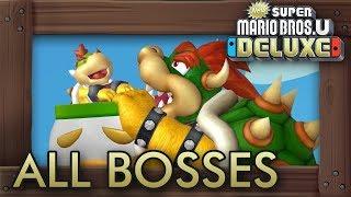ᐅ Descargar MP3 de New Super Mario Bros U Deluxe All Bosses