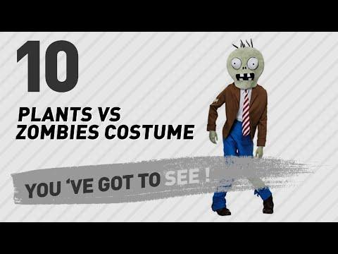 Plants Vs Zombies Costume // Popular Zombies Trends