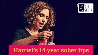 Harriet's Sober Tips