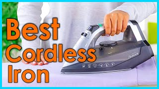 Best Cordless Iron in 2021 [Top 5 Picks]