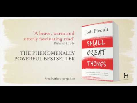 Small Great Things by Jodi Picoult - out now in paperback