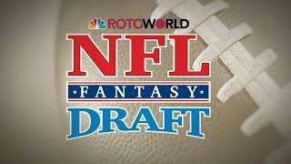 Fantasy Football Draft 2019 I FULL 16 ROUND PPR DRAFT I ROTOWORLD