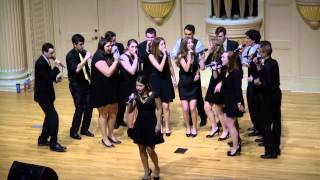 Dear Future Husband (Meghan Trainor) - Vital Signs A Cappella