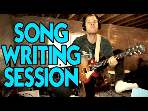 Songwriting Session! (Previously Recorded) | Fighting Writer's Block