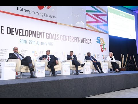 Panel Discussion - Expediting the Implementation of Africa's 2030 Agenda Conference