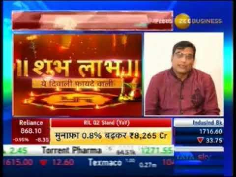 Zee Business Mutual Funds 16 Oct 2017 Mr. Navneet Munot - CIO, SBI Mutual Fund