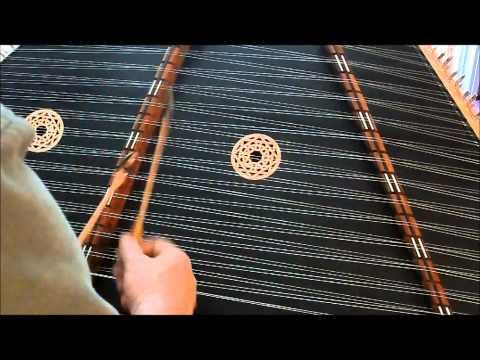 Brett Ridgeway's Hammered Dulcimer Sample Lesson