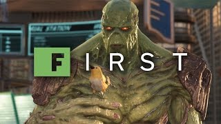 12 Minutes of Injustice 2 Swamp Thing Gameplay (1080p 60fps)
