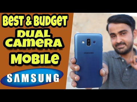 Samsung Galaxy J7 DUO Blue (2018) Unboxing & Full Review !! HINDI