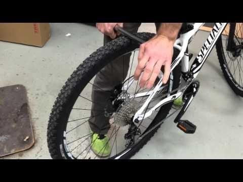 Bike Tips Tire Pressure