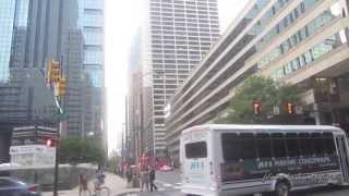 The City of the Philadelphia - Street Scenes