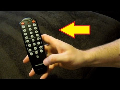 How To Pair TWC Digital Adapter Remote With TV