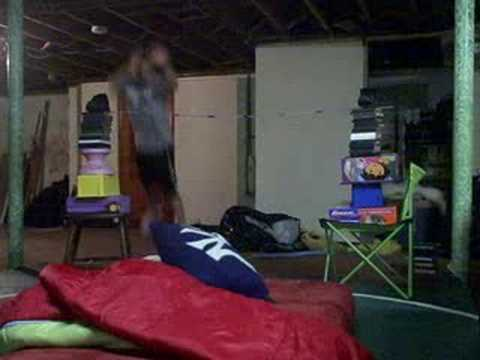 Homemade High Jump