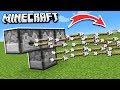 Fast FLYING ARROW MACHINE GUN in Minecraft!