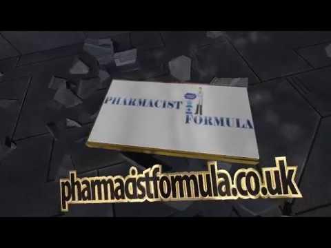 pharmacist formula - a welcome