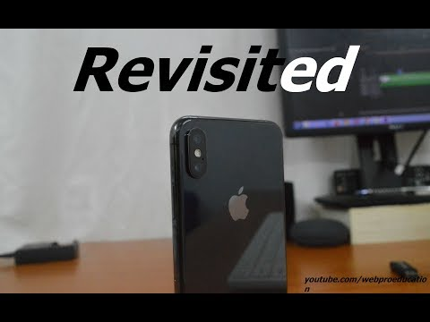 iPhone XS Revisted! After Tech-tober