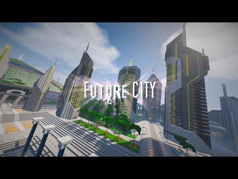 Minecraft - Future City [4.1] Back Home