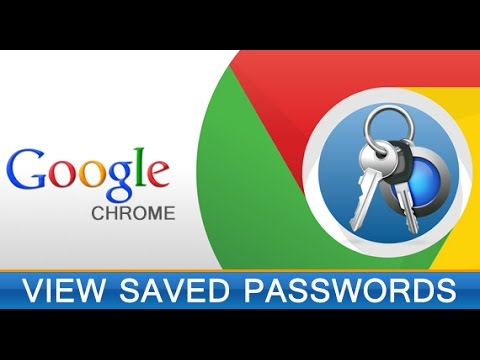 How to view Google chrome  saved password in android | view saved passwords in chrome