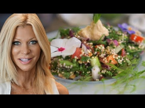 Cara's Amazing Healthy Tabouli Recipe