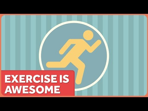 Exercise Is Really Good for You. Like, REALLY Good for You.