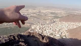 Гора Ухуд в городе Медина,
