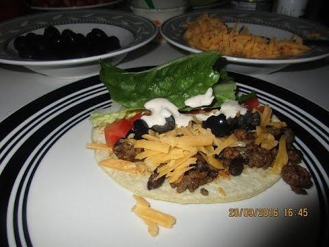 American Tacos!!!!!