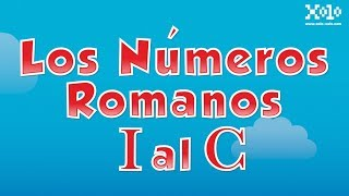 Numeros Romanos Del 100 Al 200 Videos 9videostv