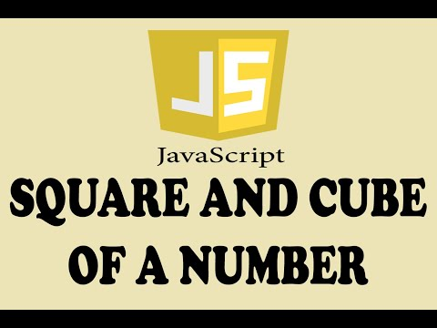 TAKING SQUARE AND CUBE ROOT OF A NUMBER OF TEXT BOX FIELD USING JAVASCRIPT (URDU / HINDI)