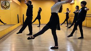Уроки танцев N1 #Шалахо