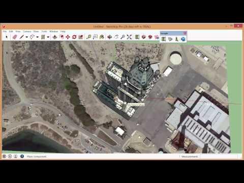 Placing 3D Buildings in Google Earth