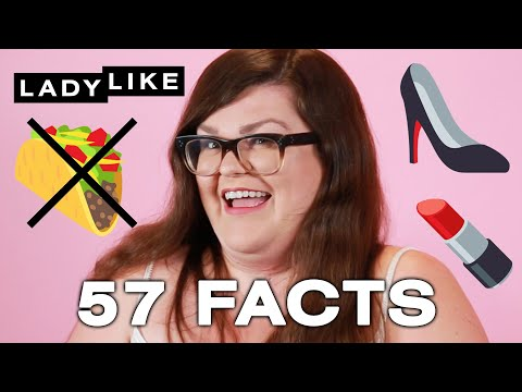 57 Facts You Didn't Know About Kristin • Ladylike