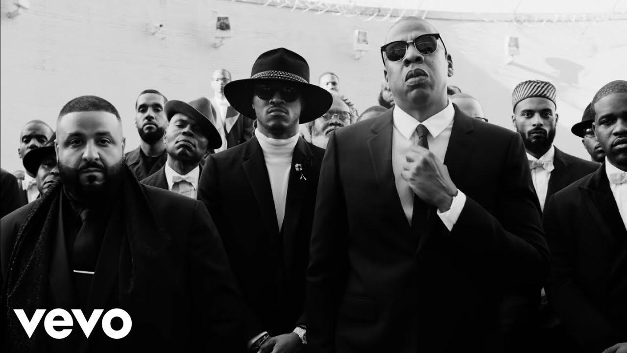 DJ Khaled - I Got the Keys (feat. JAY Z & Future)
