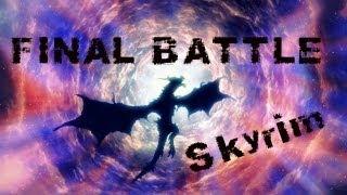 Skyrim How To Kill Alduin Final Fight